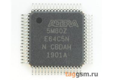 5M80ZE64C5N (TQFP-64) MAX V CPLD