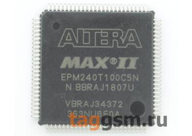 EPM240T100C5N (TQFP-100) Программируемая логическая интегральная схема