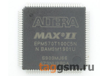 EPM570T100C5N (TQFP-100) MAX II CPLD