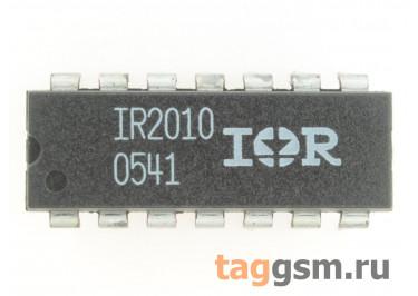 IR2010 (DIP-14) Драйвер транзисторов