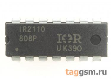 IR2110PBF (DIP-14) Драйвер транзисторов