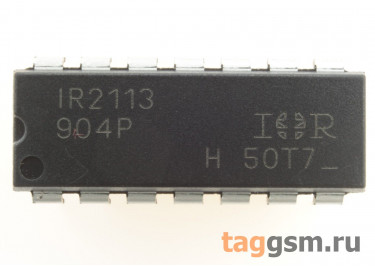 IR2113 (DIP-14) Драйвер транзисторов