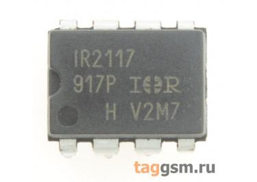 IR2117 (DIP-8) Драйвер транзисторов