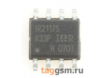 IR2117S (SO-8) Драйвер транзисторов