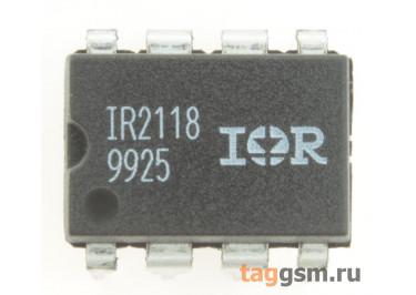 IR2118 (DIP-8) Драйвер транзисторов