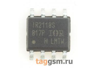 IR2118S (SO-8) Драйвер транзисторов