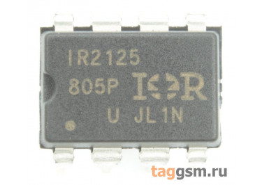 IR2125PBF (DIP-8) Драйвер транзисторов