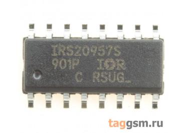 IRS20957S (SO-16) Драйвер транзисторов