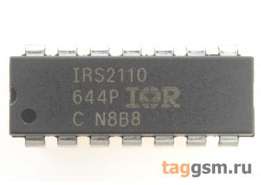 IRS2110 (DIP-14) Драйвер транзисторов