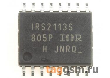 IRS2113S (SO-16) Драйвер транзисторов