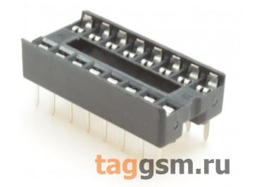 DS1009-16AT1NX-0A2 (DIP-16) DIP панель 16 конт. ширина 7,62мм