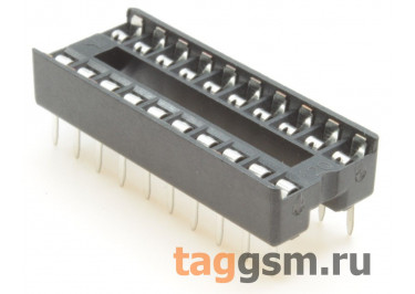 DS1009-20AT1NX-0A2 (DIP-20) DIP панель 20 конт. ширина 7,62мм