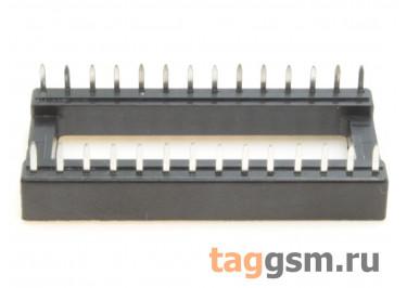 DS1009-28AT1WX-0A2 (DIP-28) DIP панель 28 конт. ширина 15,24мм