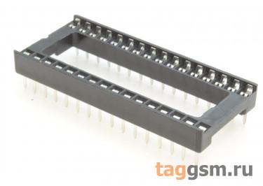DS1009-32AT1WX-0A2 (DIP-32) DIP панель 32 конт. ширина 15,24мм
