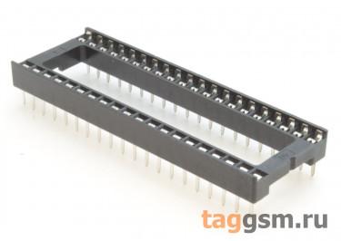 DS1009-40AT1WX-0A2 (DIP-40) DIP панель 40 конт. ширина 15,24мм
