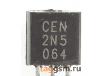 2N5064 (TO-92) Тиристор 350мкА 0,8А 200В