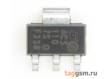 ACS110-7SN (SOT-223) Симистор 1А 700В