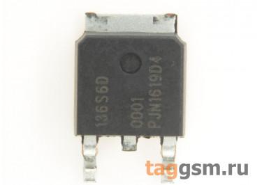 BT136S-600D (D-PAK) Симистор 10мА 4А 600В