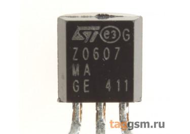 Z00607MA5BL2 (TO-92) Симистор 0,8А 600В