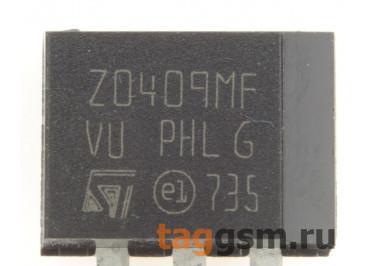 Z0409MF1AA2 (TO-202) Симистор 4А 600В