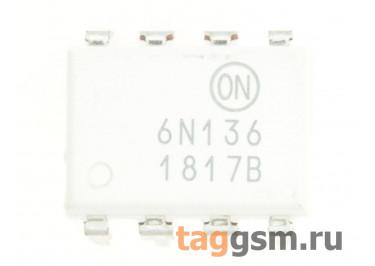 6N136M (DIP-8) Оптопара высокоскоростная