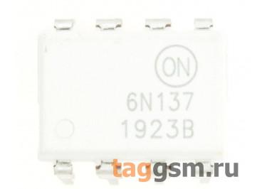 6N137M (DIP-8) Оптопара высокоскоростная