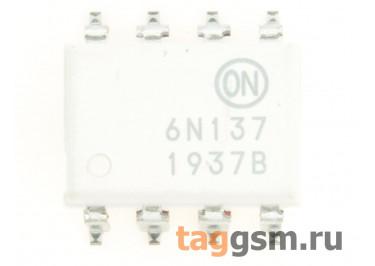 6N137SDM (SMD-8) Оптопара высокоскоростная