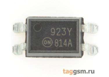 FOD814ASD (SMD-4) Оптопара транзисторная