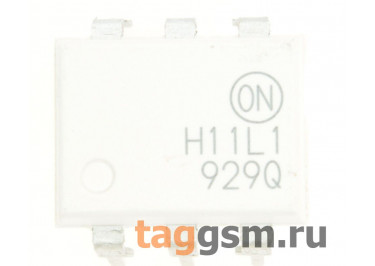 H11L1M (DIP-6) Оптопара с триггером Шмитта