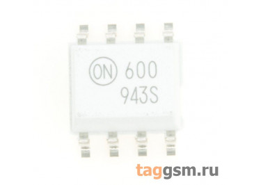 HCPL0600R2 (SO-8W) Оптопара высокоскоростная