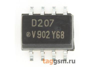 ILD207T (SO-8) Оптопара транзисторная