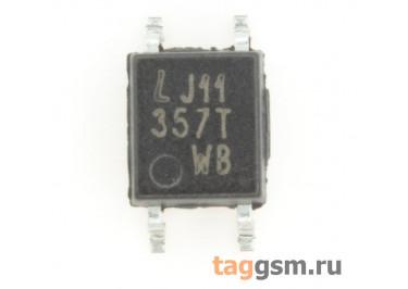 LTV-357TB (SO-4) Оптопара транзисторная