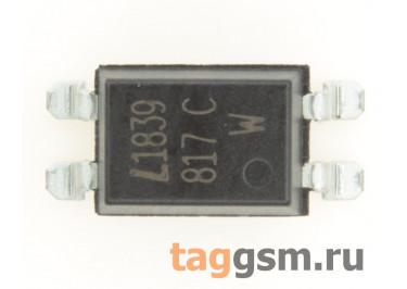 LTV-817S-TA1-C (SMD-4) Оптопара транзисторная