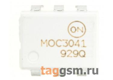 MOC3041M (DIP-6) Оптопара симисторная 400В