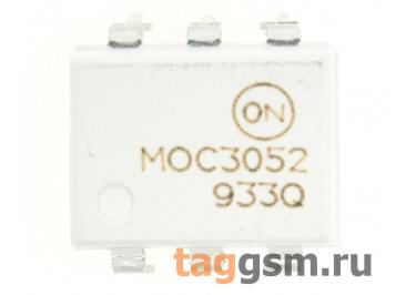 MOC3052M (DIP-6) Оптопара симисторная 600В