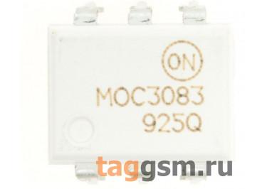 MOC3083M (DIP-6) Оптопара симисторная 800В