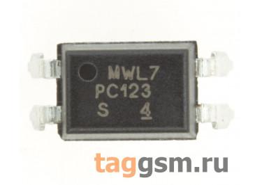 PC123 (DIP-4) Оптопара транзисторная