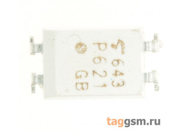 TLP621 (DIP-4) Оптопара транзисторная