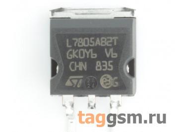 L7805ABD2T (D2-PAK) Стабилизатор напряжения 5В 1,5А
