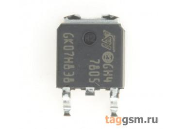 L7805CD (D-PAK) Стабилизатор напряжения 5В 1,5А