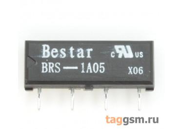 BRS-1A05 Реле герконовое 5В SPST-NO