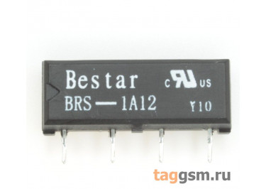 BRS-1A12 Реле герконовое 12В SPST-NO