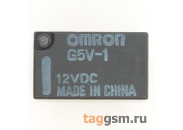 G5V-1 12VDC Реле 12В SPDT