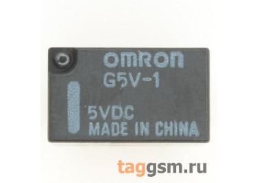 G5V-1 5VDC Реле 5В SPDT