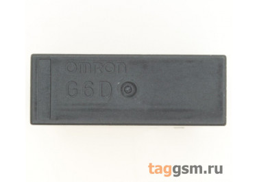 G6D-1A-ASI 5VDC Реле 5В SPST-NO