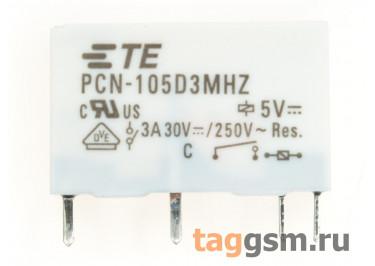 PCN-105D3MHZ (3-1461491-0) Реле 5В SPST-NO