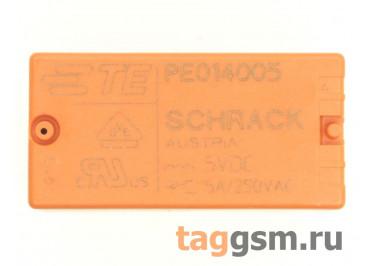 PE014005 (1393219-3) Реле 5В SPDT