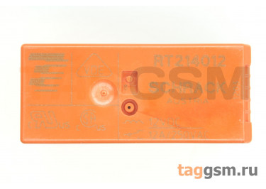 RT214012 (5-1393239-4) Реле 12В SPDT