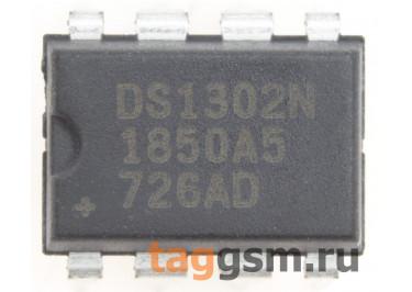 DS1302N+ (DIP-8) Часы реального времени
