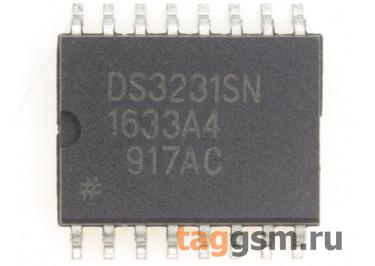 DS3231SN (SO-16) Часы реального времени I2C